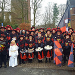 Kinderkarneval Holsterhausen 2017